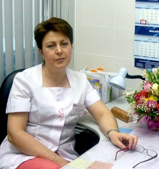 Гаспарян Лусинэ Михайловна, акушер-гинеколог